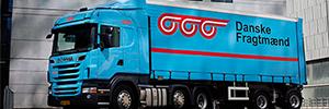 Konkurrenceevnen blev øget med et intelligent logistiksystem