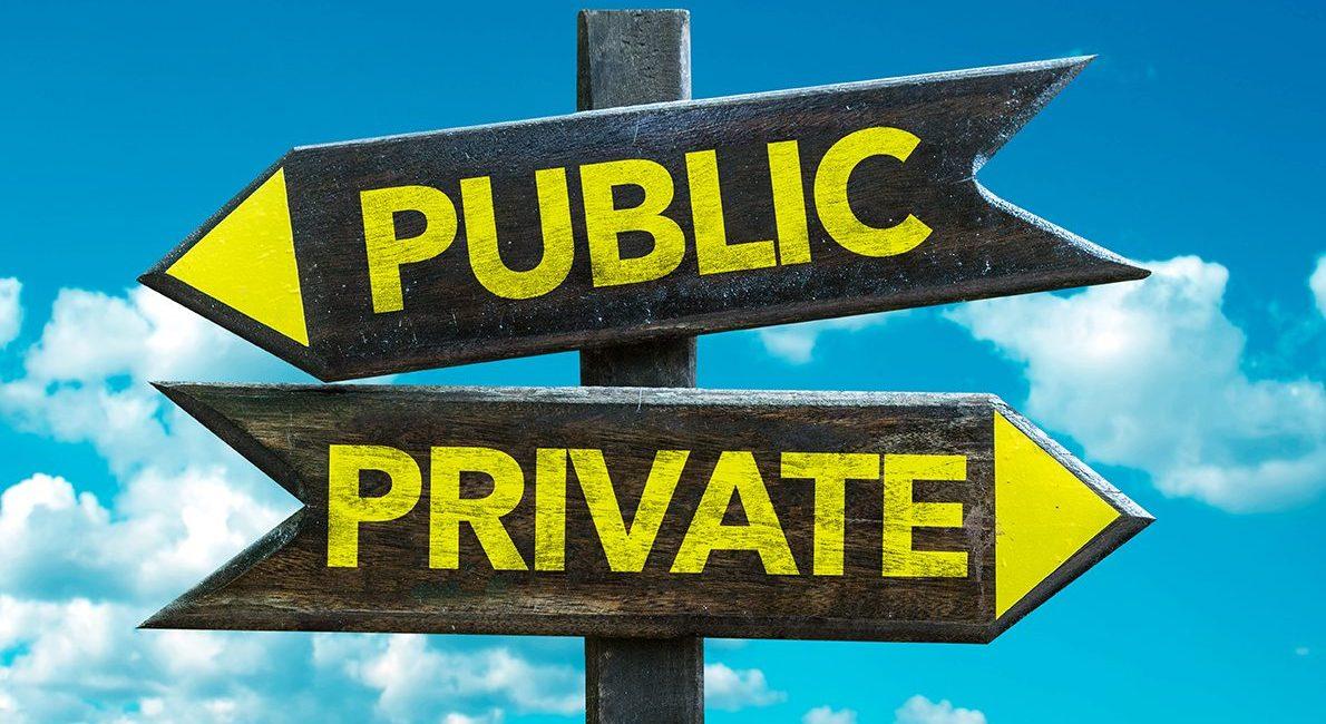 Udbud i det offentlige og private