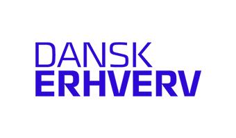 Dansk Erhverv Logo, Danish Chamber of Commerce Logo