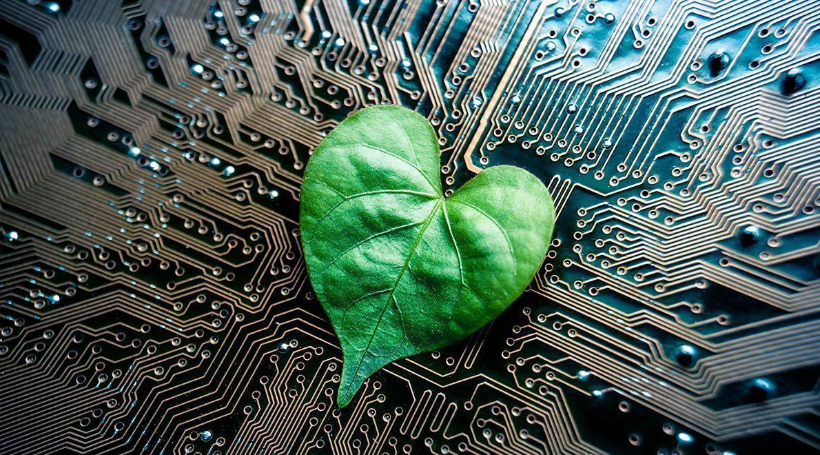 It gør en bæredygtig fremtid mulig
