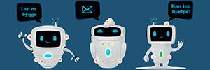Bare rolig. Byggebot, it-bot og adminbot hjælper dig