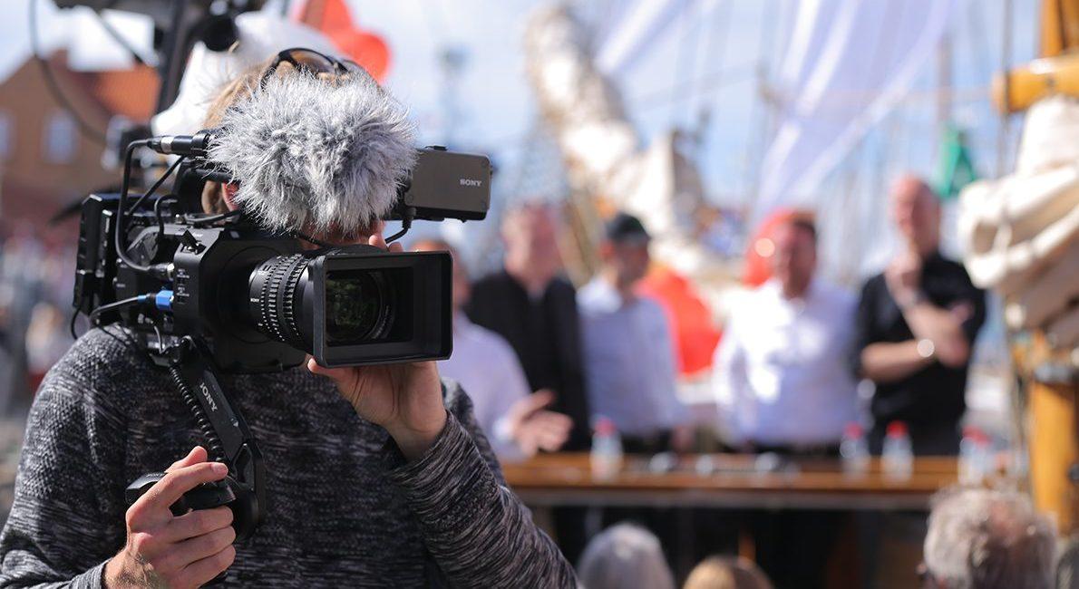 Se live piratfilm fra Folkemødet