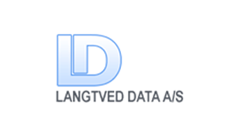 Langtved Data A/S Logo
