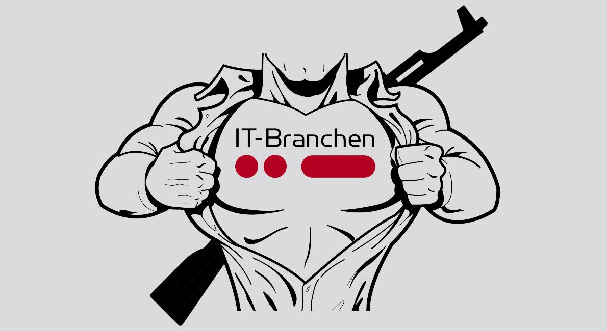 IT-Branchen udfordrer resten af it-branchen til kamp