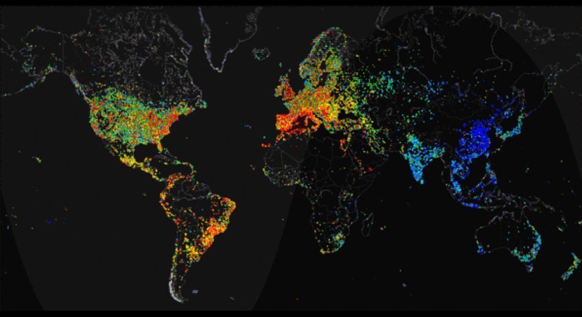 Kernen af internettet er truet