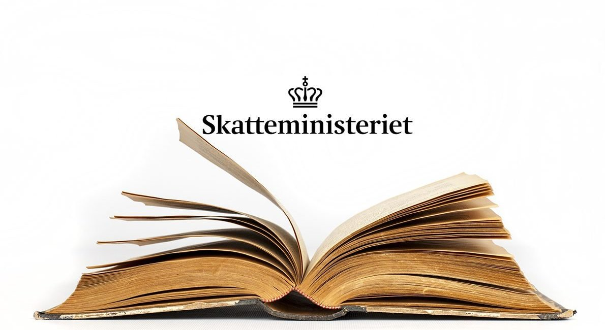 Bag historien om Skatteministeriet