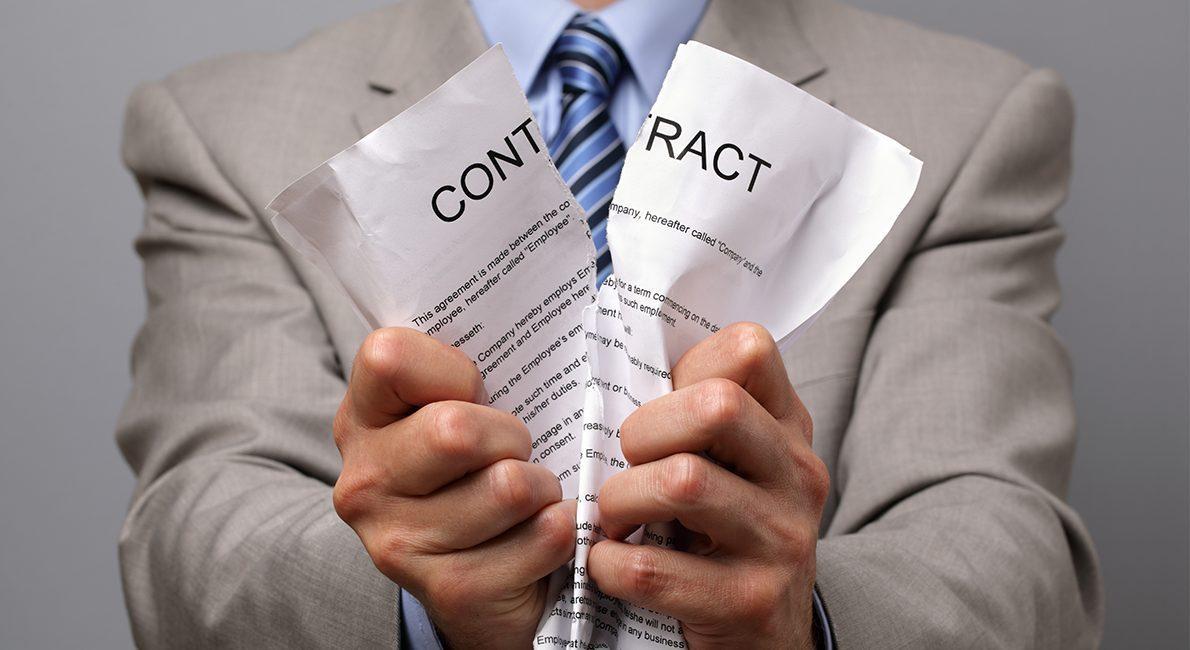 Kontraktbøvl får danske it-virksomheder til at opgive