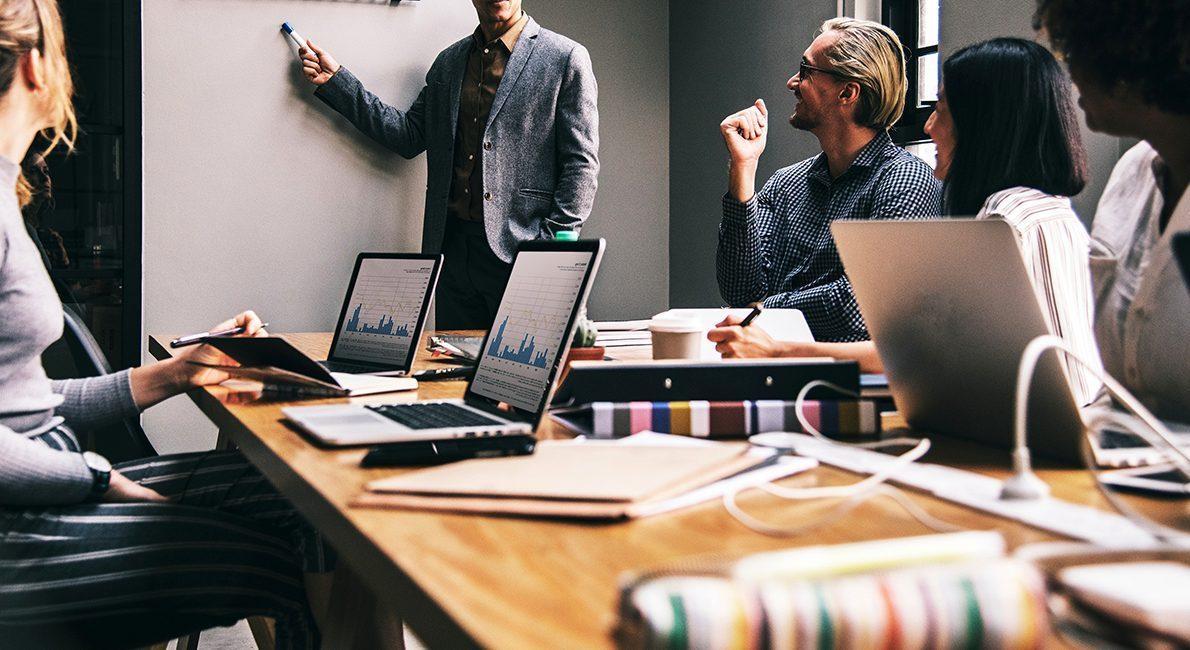 It-konsulentbranchen er i vækst og kraftig forandring