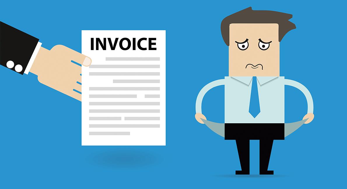 Er virksomhederne ved at løbe fra regningen?