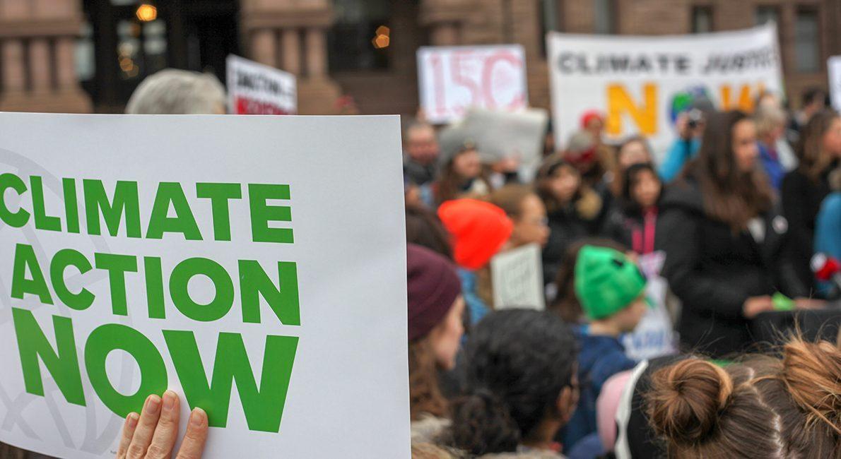 Her er anbefalingerne fra klimapartnerskabet