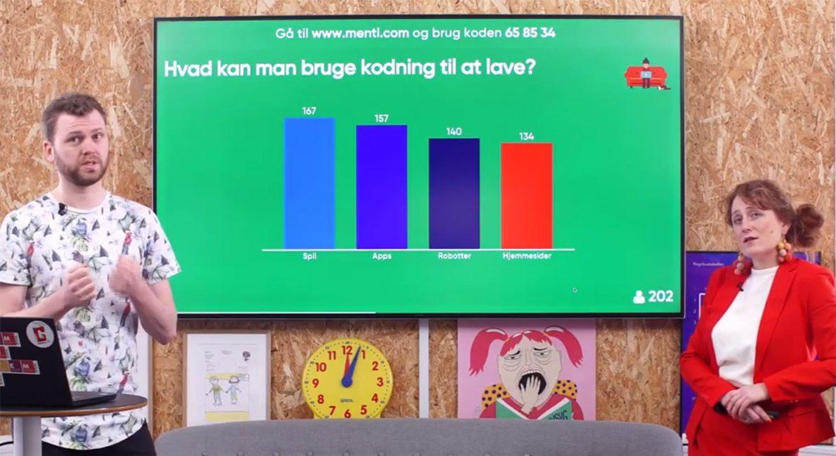 Over 100.000 børn kan nu deltage i Coding Class fra sofaen
