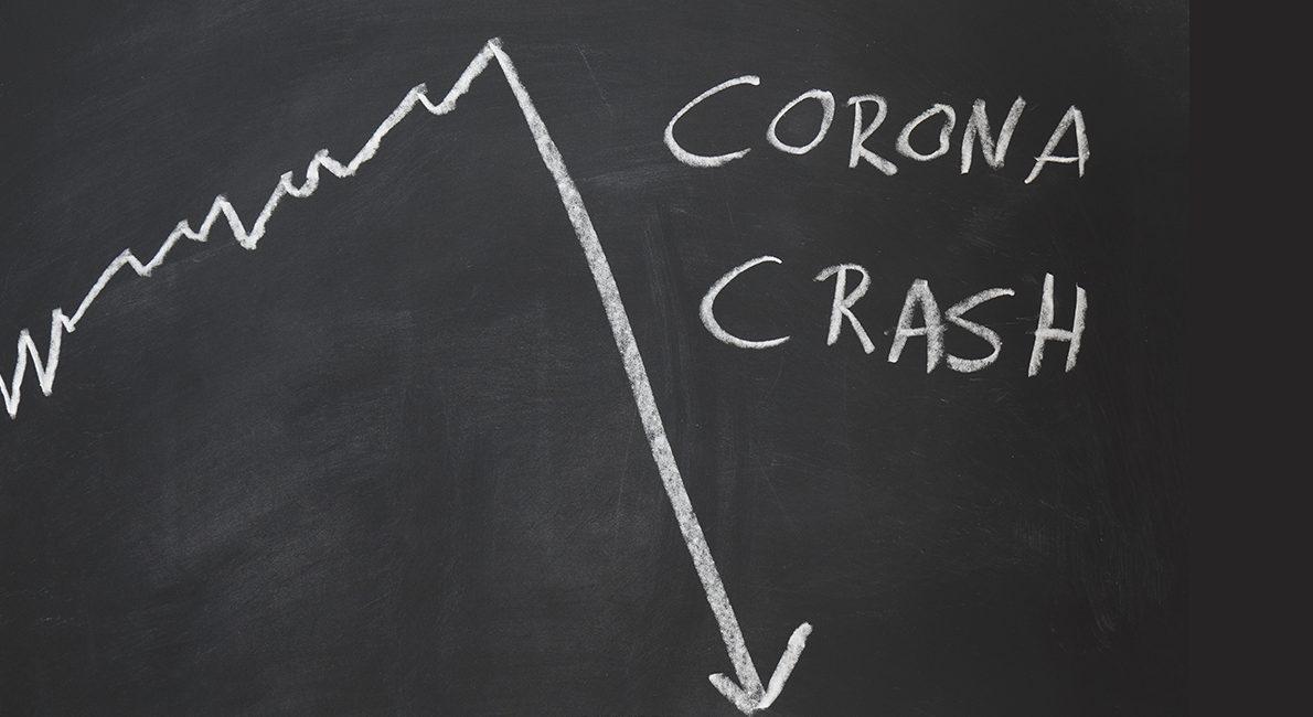 Omsætningen styrtdykker og konkurserne truer