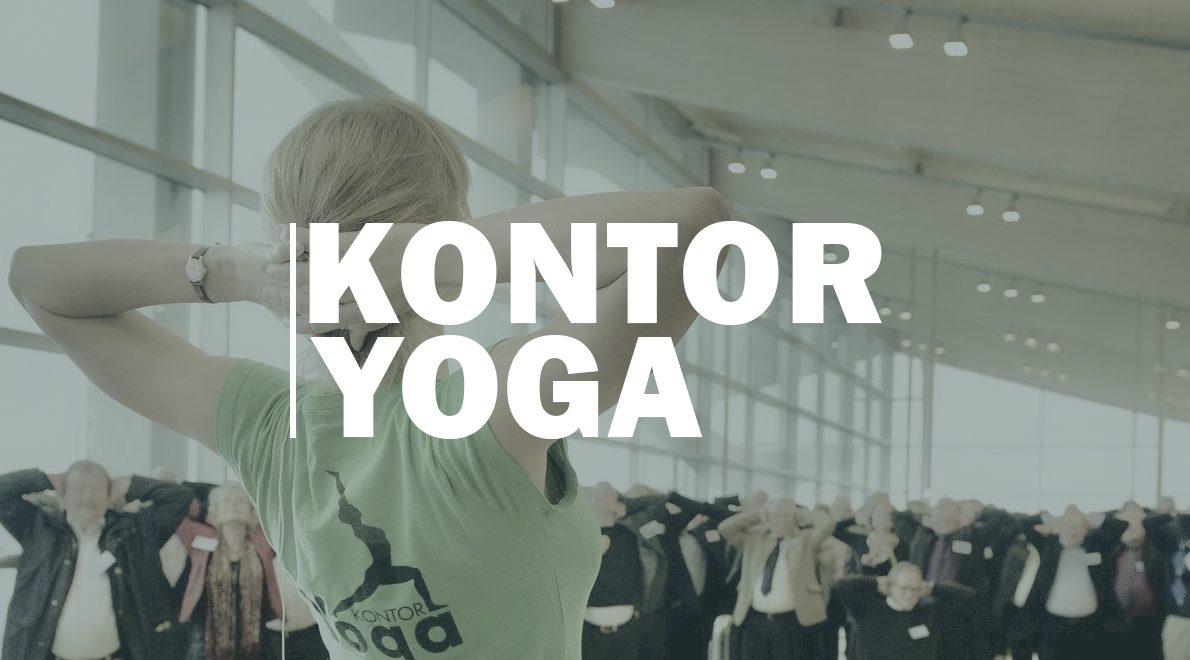 Kontor-yoga: Session #20 - IT-Branchen