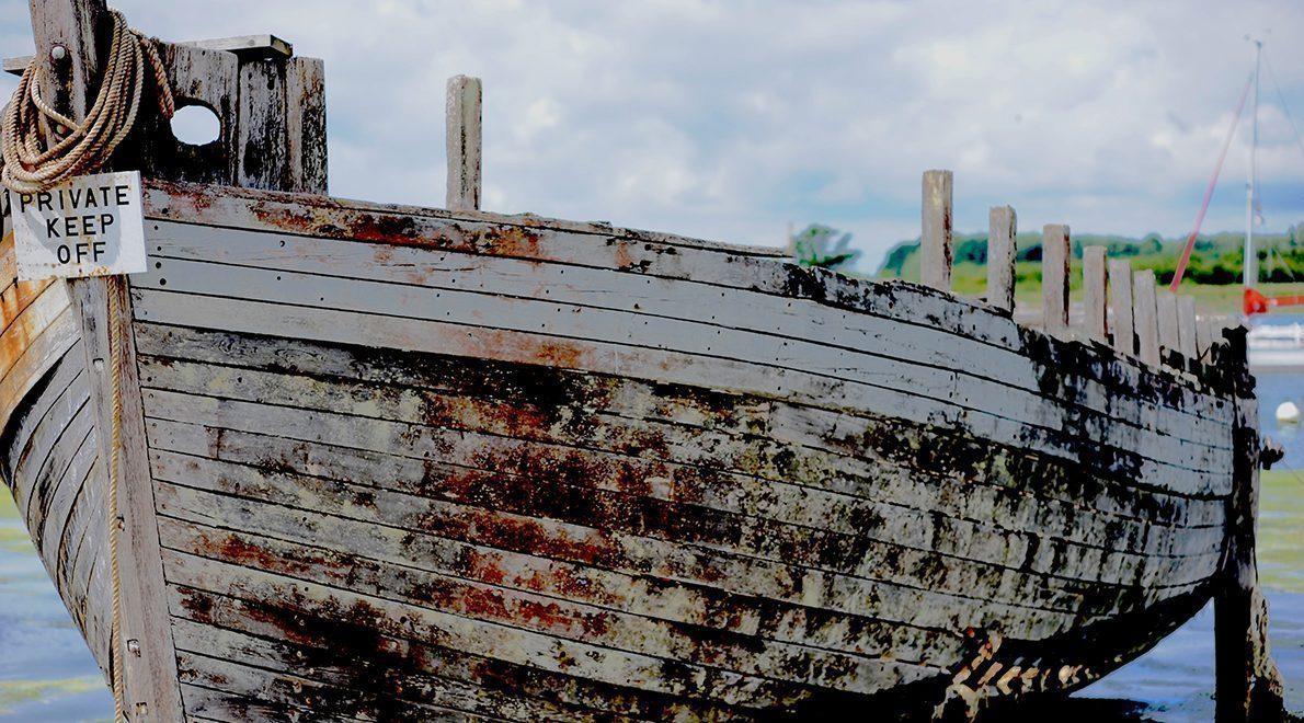 Virksomhedssucceser flygter fra et skib, der aldrig blev bygget