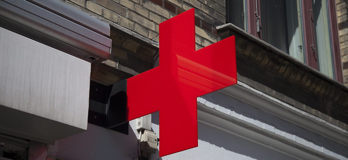 Dansk Røde Kors digitaliserer på tre niveauer